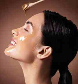 Маска за мазна кожа с мед