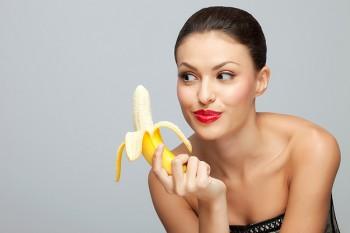 Маска с банан за хубава шия