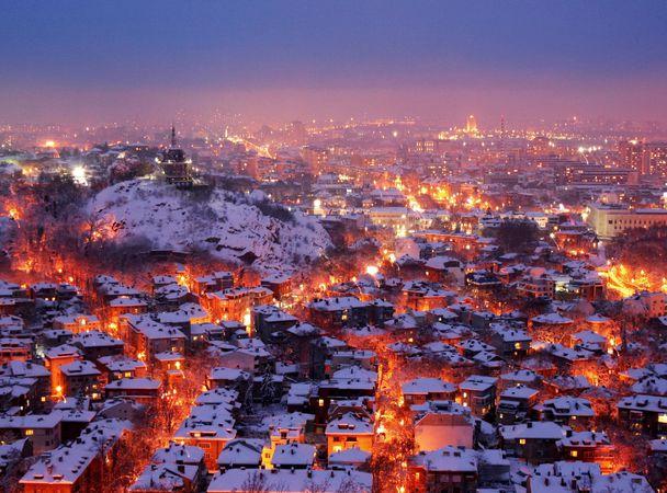 Пловдив печели конкурс в National Geographic Россия