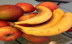 Узряване на плодове с банани