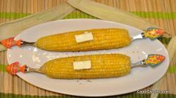 Правилно варене на царевица