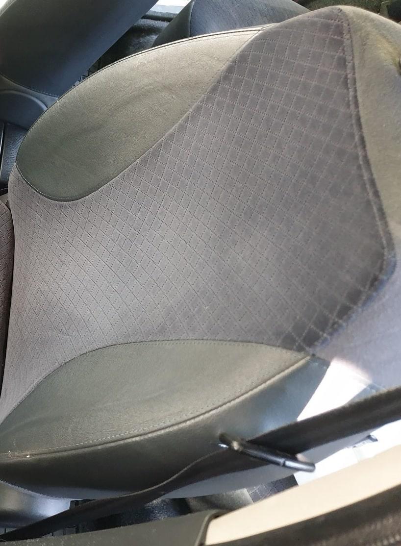 Седалките след изпиране