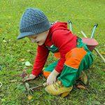 Умалелите детски дрехи