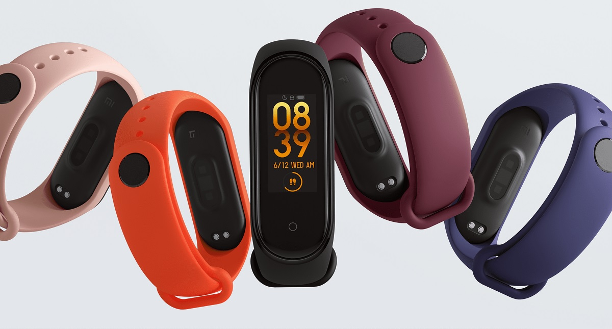 Xiaomi Mi Band 5 - Видео и информация