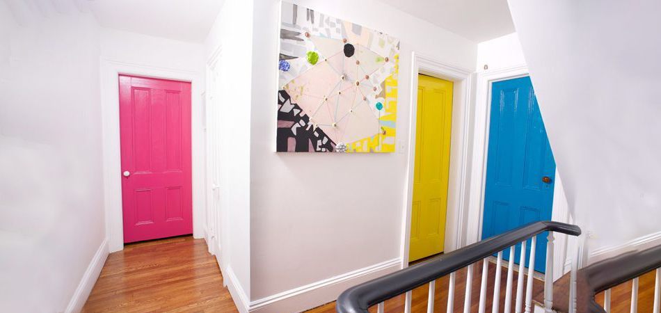 Интериорни врати - избор на цвят спрямо интериора
